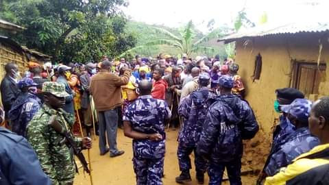 Man hands himself to police after hacking his parents, wife, sister-in-law to death over land wrangles