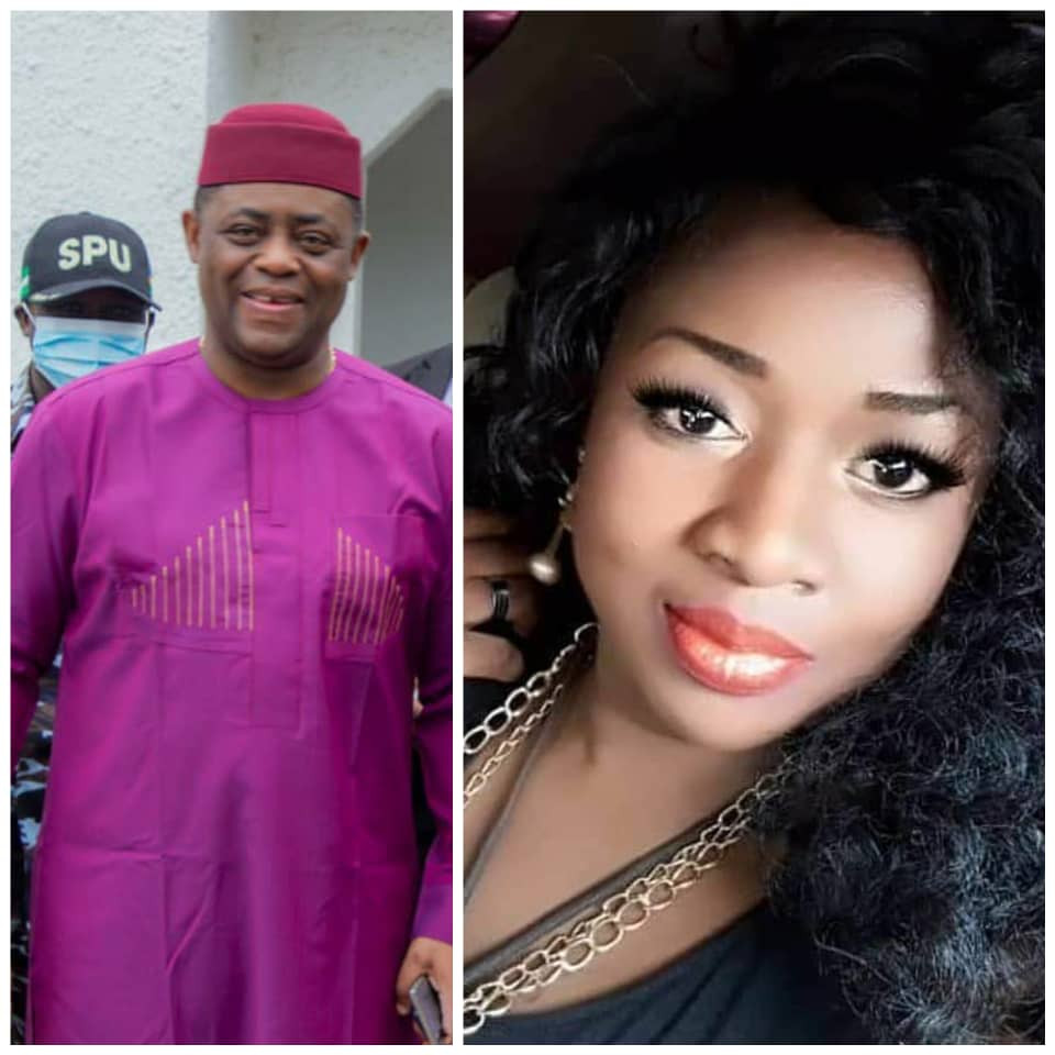 I took a second wife and you did not object- FFK showers praises on his wife, Regina