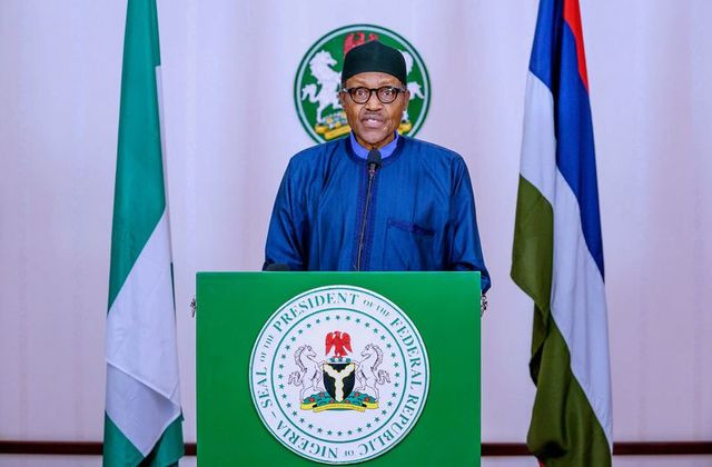 President Buhari to address Nigerians tomorrow October 1