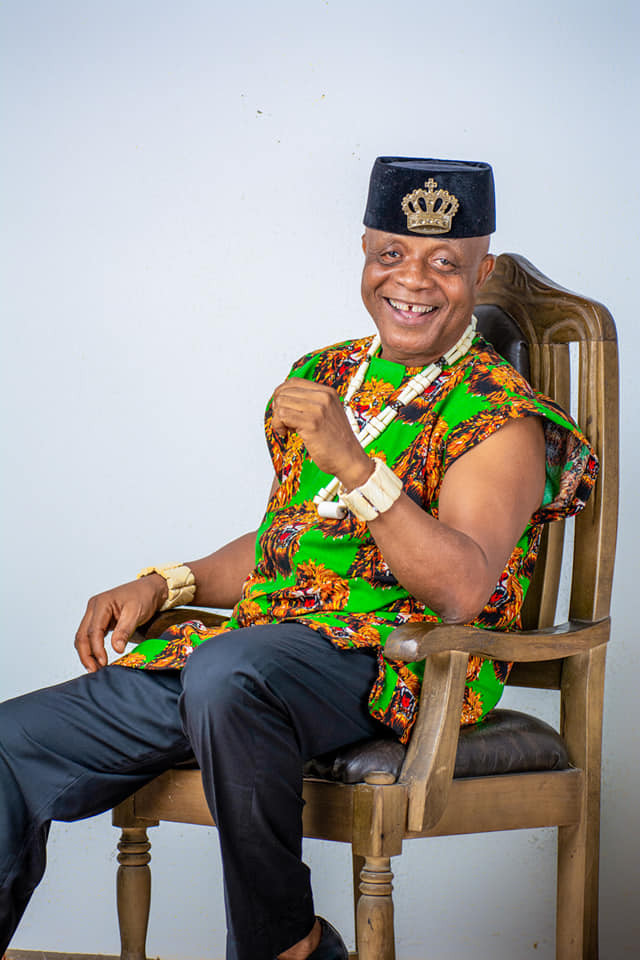 Veteran singer, Bright Chimezie shares lovely new photos as he turns 60