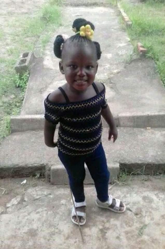 Body of missing 4-year-old South African girl found with multiple stab wounds; teen relative arrested