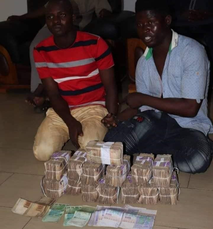 """I drug them with tramadol tablets and syrup"" -  Notorious robber arrested in Kano, speaks on how he steals from his victims"