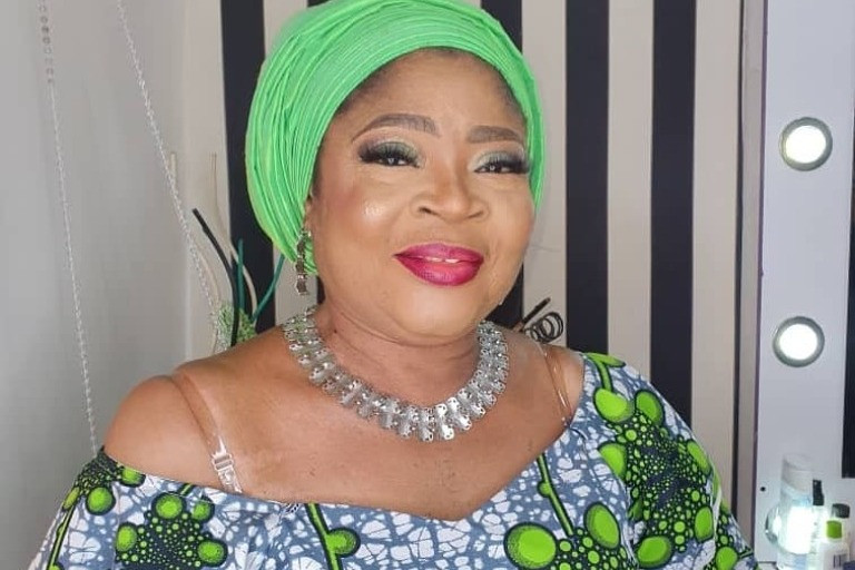 Your death affected my career negatively - Singer Salawa Abeni pens down tribute to son who died in car accident 20 years ago
