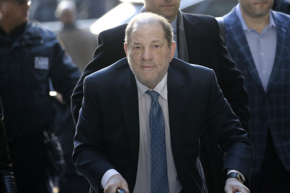 Convicted rapist, Harvey Weinstein facing 6 new sexual assault charges in Los Angeles