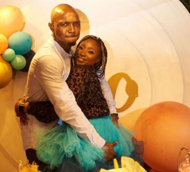 IK Osakioduwa and wife celebrate 12th wedding anniversary