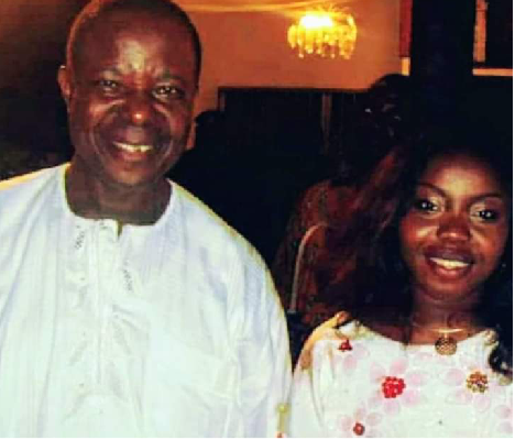 King Sunny Ade is not my son?s father ? Raymond Dokpesi?s daughter, Homto says
