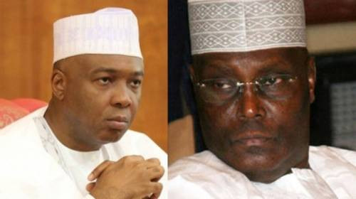Saraki, Atiku, others call for the restructuring of SARS