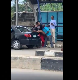 Man calls out Bolt driver who allegedly connived with SARS officers to harass and extort him of N100k (video)