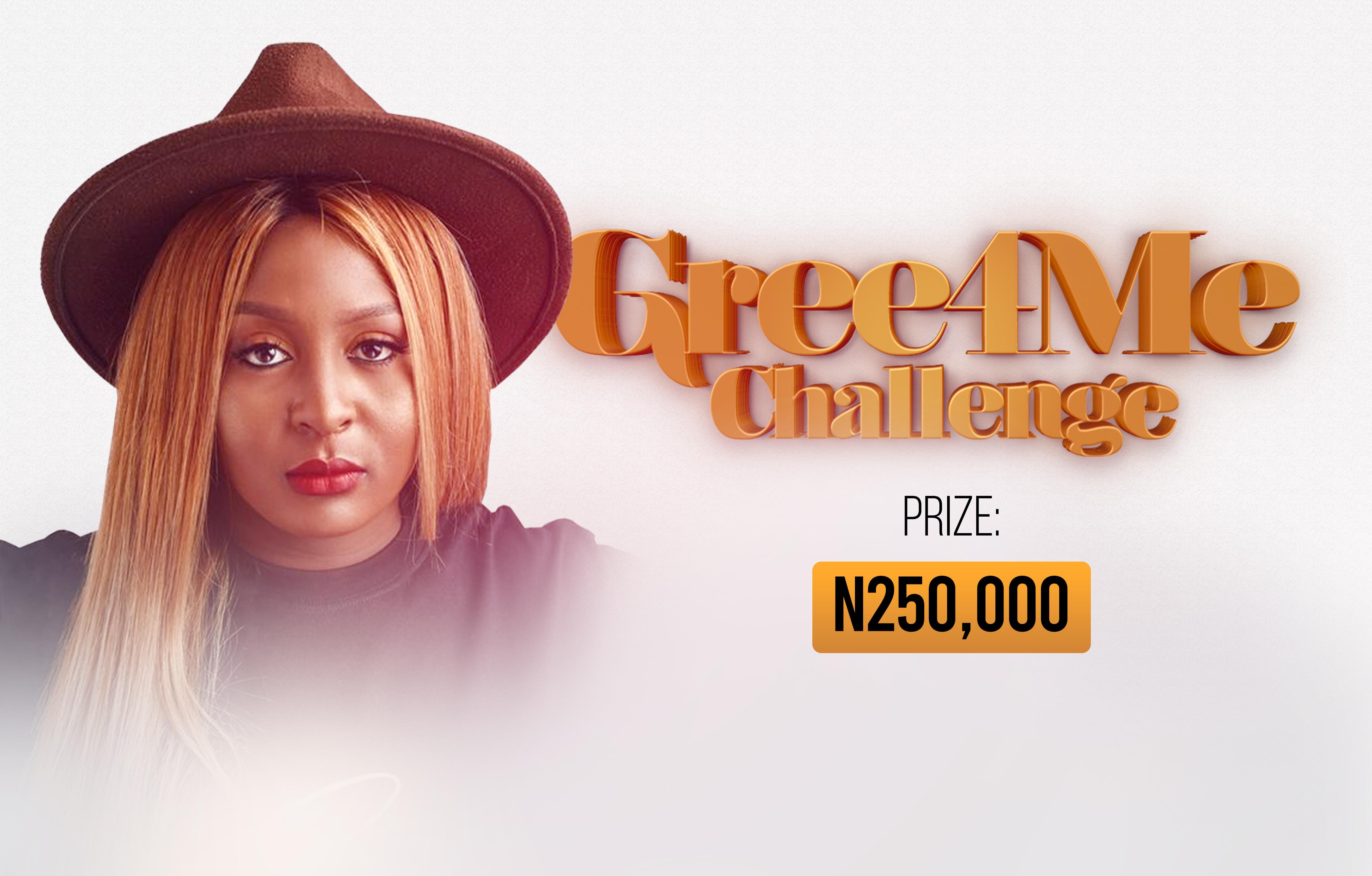 Brand new music from Miss Nunu Eluma titled Gree Me