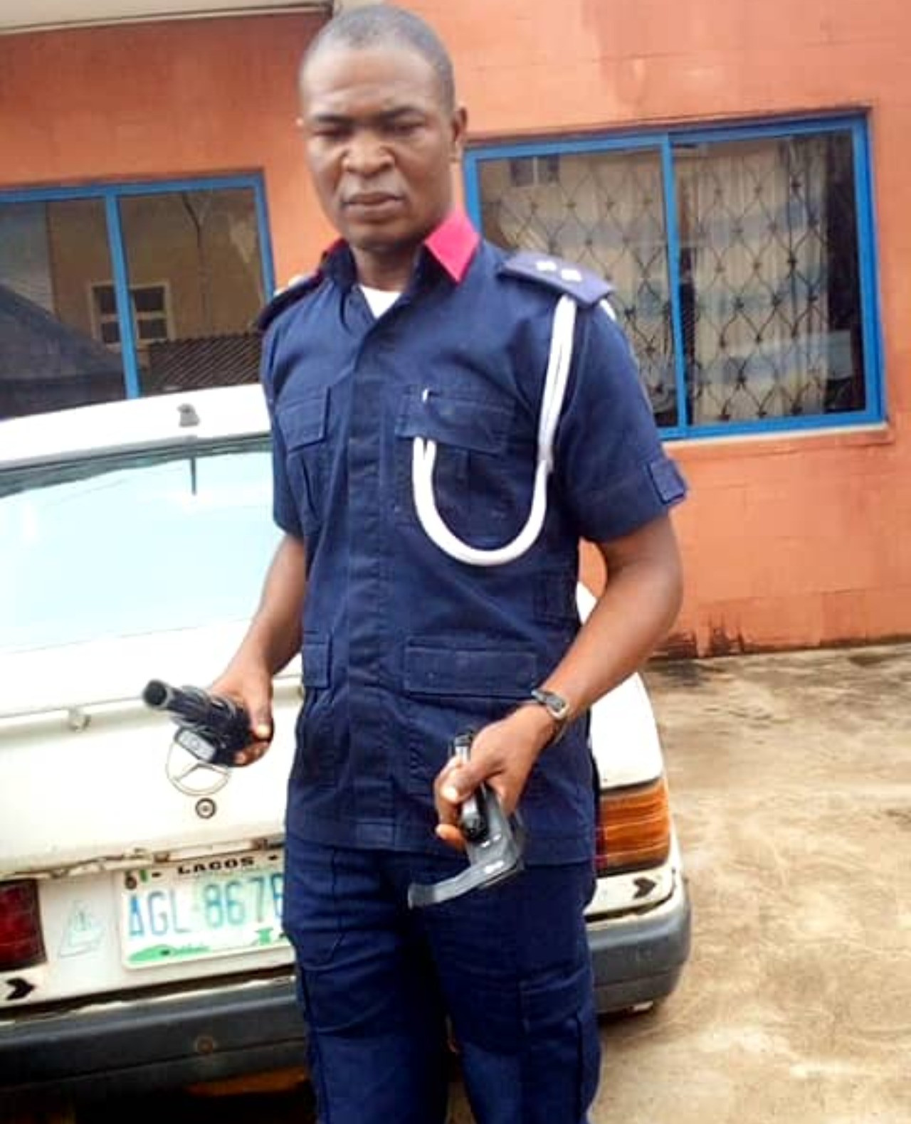 Woman loses 3-month-old pregnancy after allegedly being assaulted by NSCDC officials in Ibadan