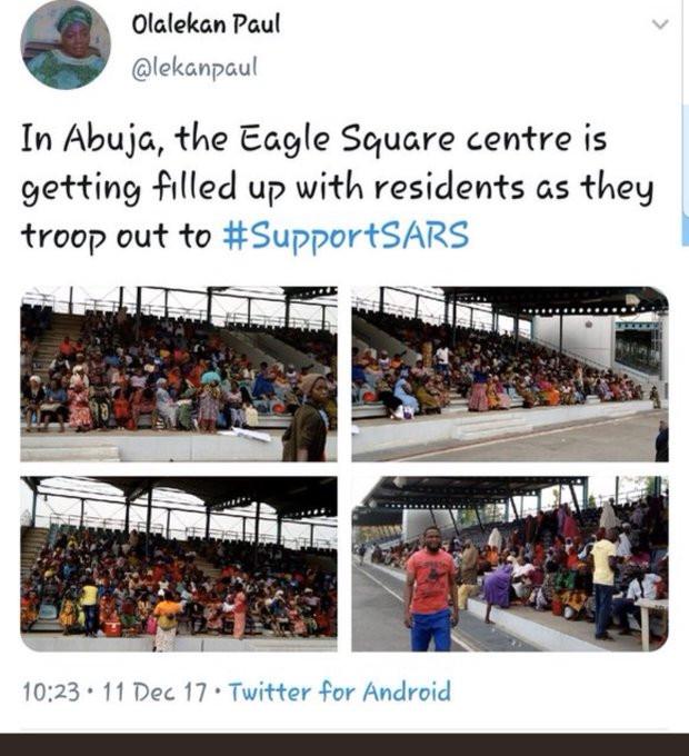 Former SARS supporter