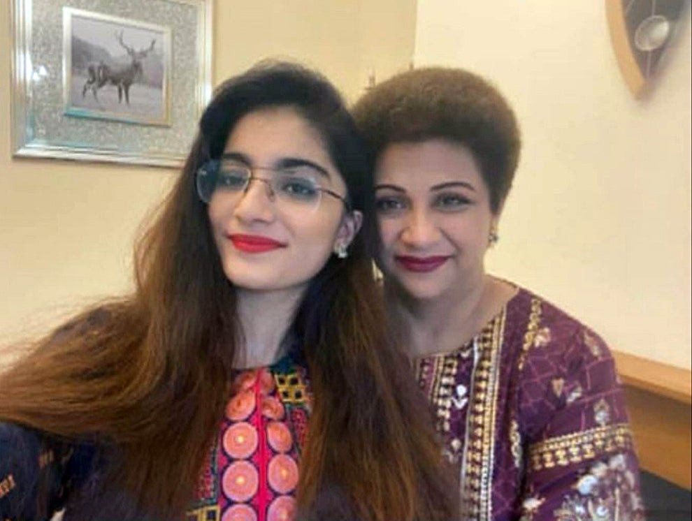 Two men arrested over rape and murder of a female doctor and her teenage daughter