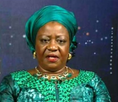 The #EndSARS campaign is a coordinated attack by cybercriminals ? Presidential aide, Lauretta Onochie says