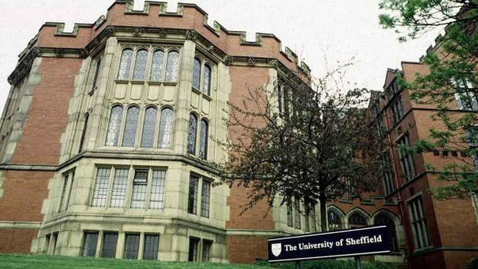 Massive coronavirus outbreak at Sheffield University as 474 students and five staff members test positive?