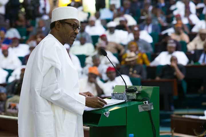 President Buhari to present 2021 budget to NASS members on Thursday October 8