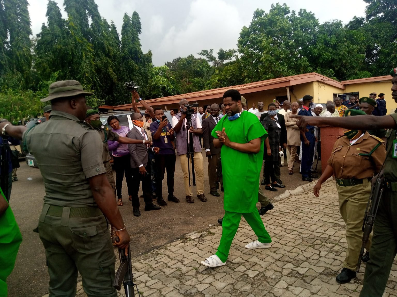Ondo Prophet and five others sentenced to Life imprisonment over missing child