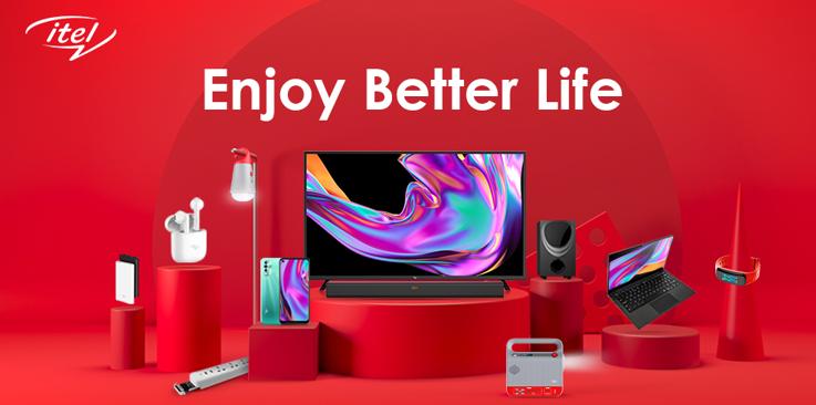 itel picks new brand slogan, ?Enjoy Better Life?, unveils S16 Series