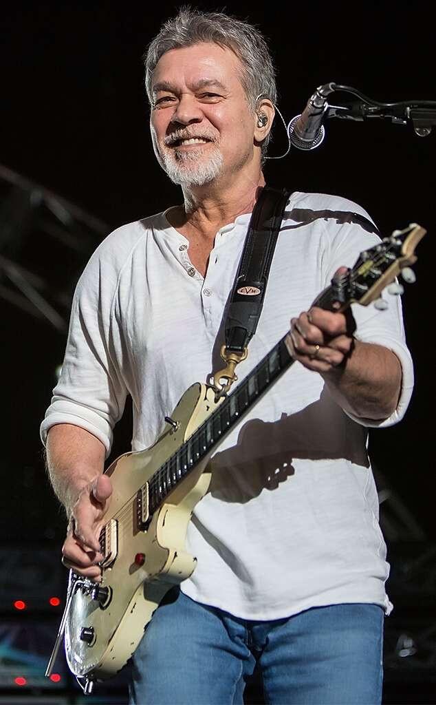 Rock legend, Eddi Van Halen dies at 65 after battle with cancer