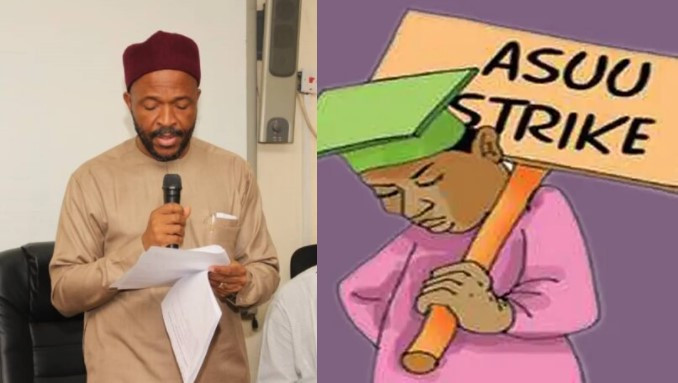 Resign and go into farming - ASUU tells Education Minister