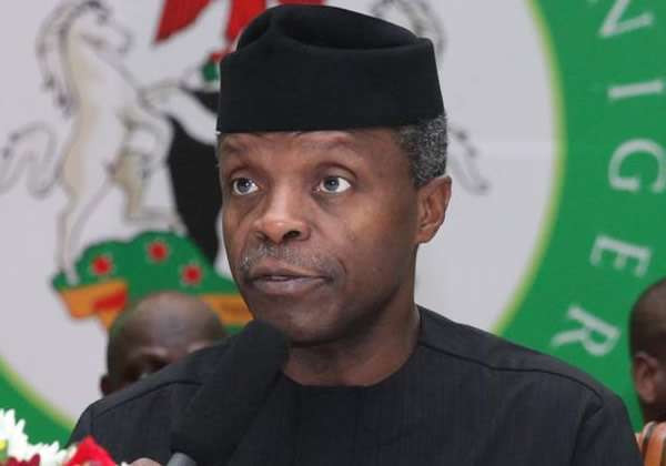 Nigeria has millions of extremely poor people- Vice President Yemi Osinbajo
