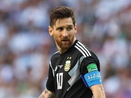 My only goal now is to win the world cup - Lionel Messi