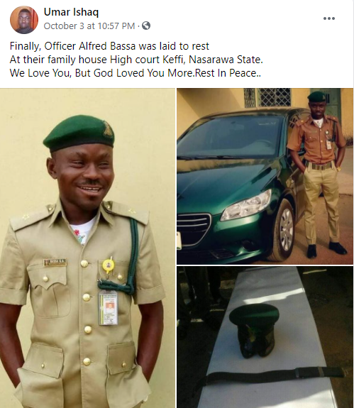 Prison officer reportedly commits suicide after allegedly being denied a merited promotion three times