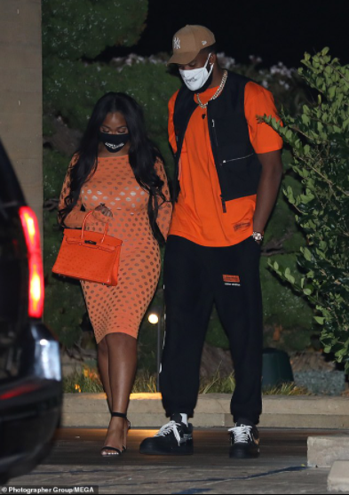 Jordyn Woods puts her killer curves on display while out with boyfriend Karl-Anthony Towns in Malibu (photos)