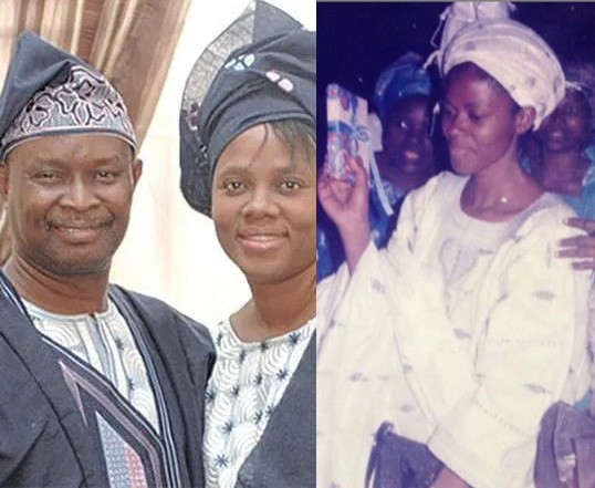 She married a man without no tangible job-  Clergyman Mike Bamiloye showers praises on his wife as they celebrate their 32nd wedding anniversary