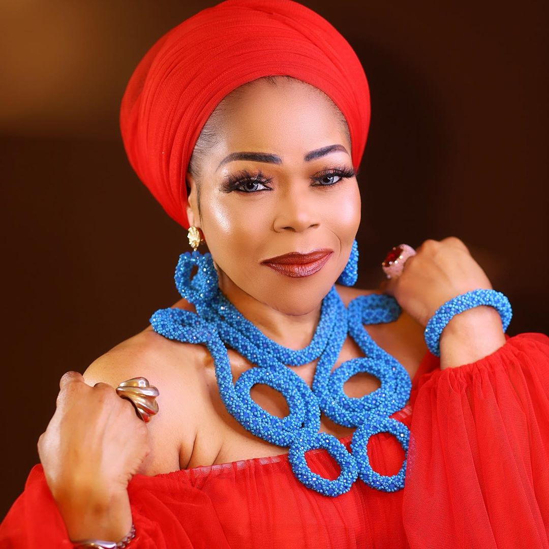 Actress Shaffy Bello shares stunning new photos as she turns 50
