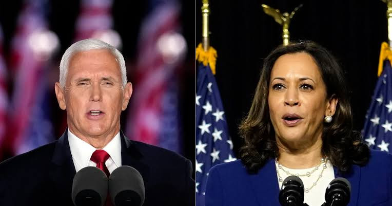 US VP Debate: Mike Pence slams Kamala Harris for undermining Covid vaccine efforts after she said she wont take it ?if Trump tells us?