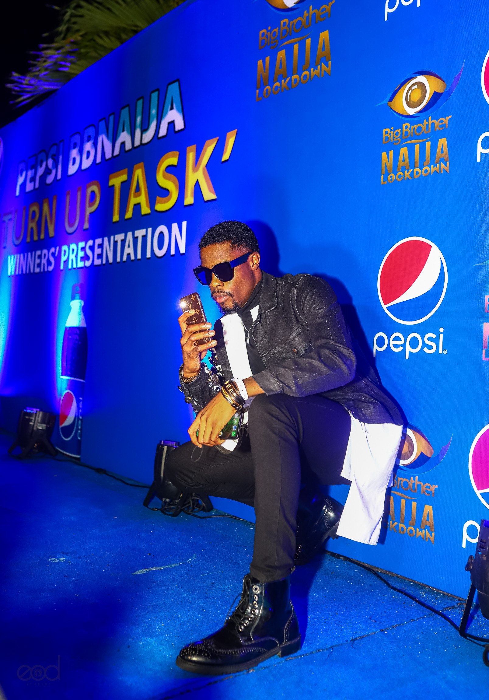 Pepsi BBNaija Turn up Task winners receive their rewards as Pepsi announces VVIP all-expense paid trip to one Africa Music fest for the winning housemates
