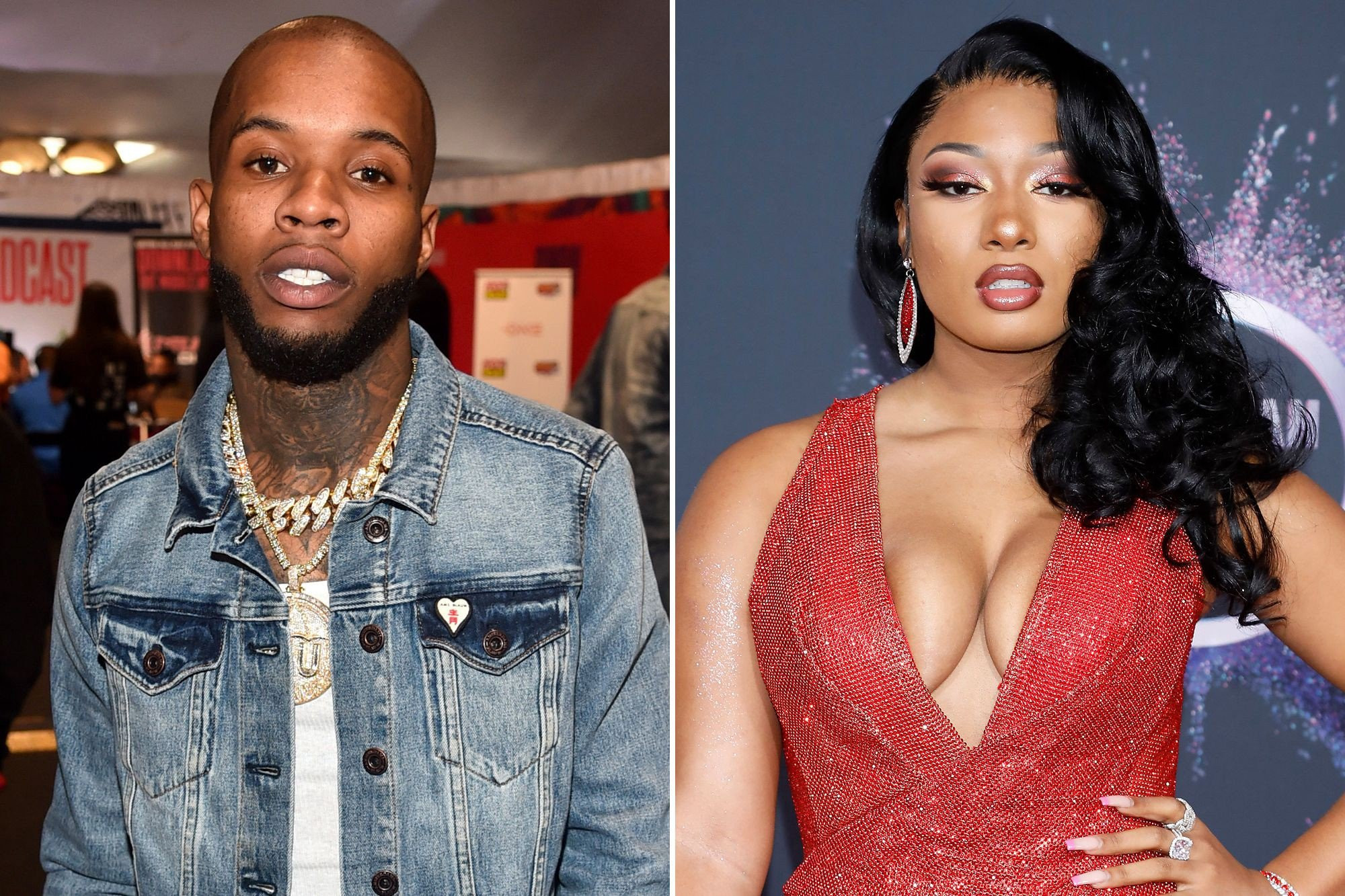 Rapper, Tory Lanez charged with felony assault in Megan Thee Stallion shooting