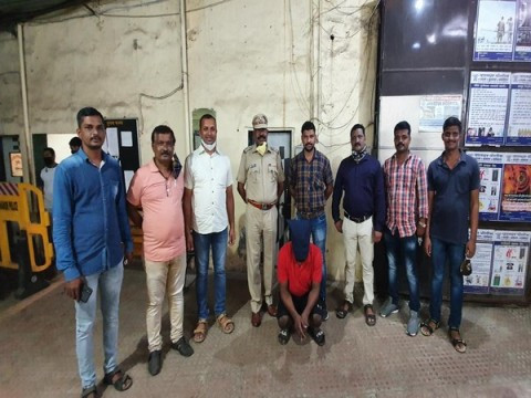 Alleged Nigerian drug peddler arrested in India with cocaine worth over $4000