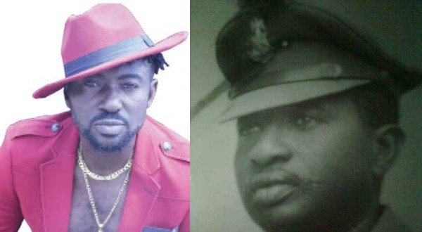 Singer Blackface loses his father