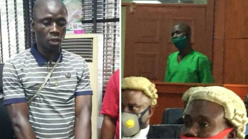 Port Harcourt serial killer, David West sentenced to death by hanging