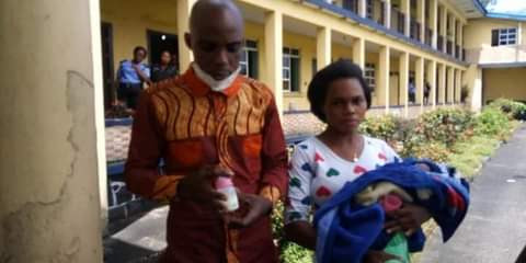Rivers police arrest woman who sold her newborn grandson for N1.3M because son-in-law didn