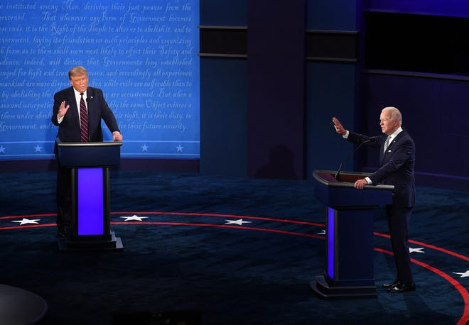 Organizers cancel second Trump-Biden debate after the US President insisted on a physical debate in spite of having Coronavirus
