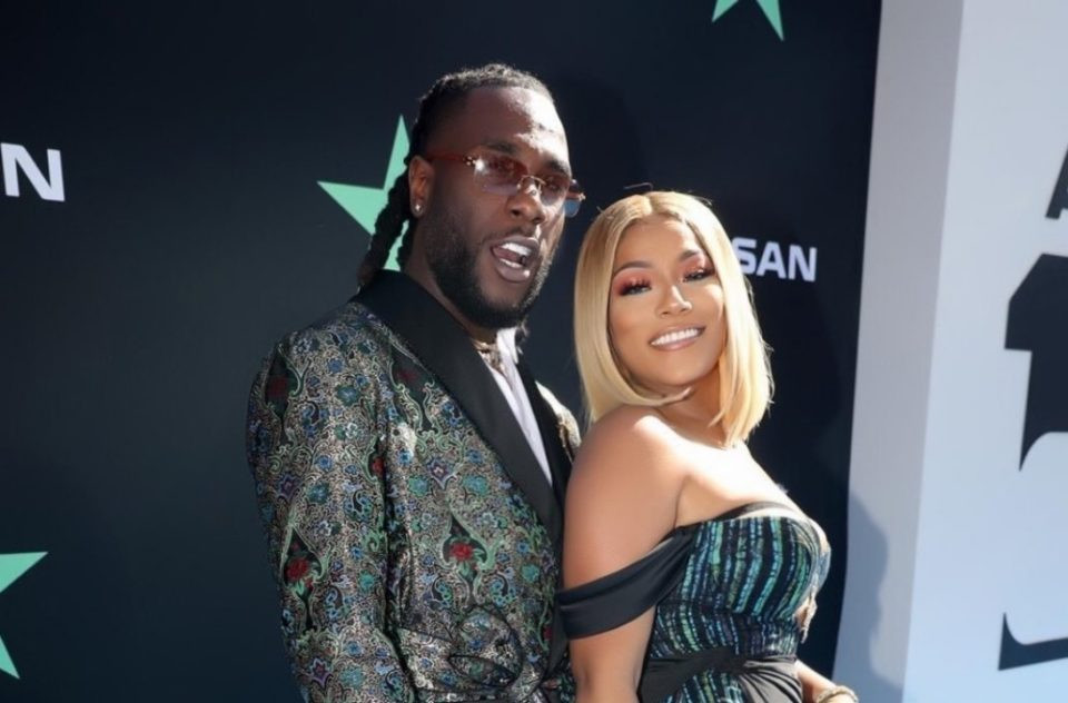 My man is doing a lot more than just tweeting ? Stefflon Don speaks on Burna Boy