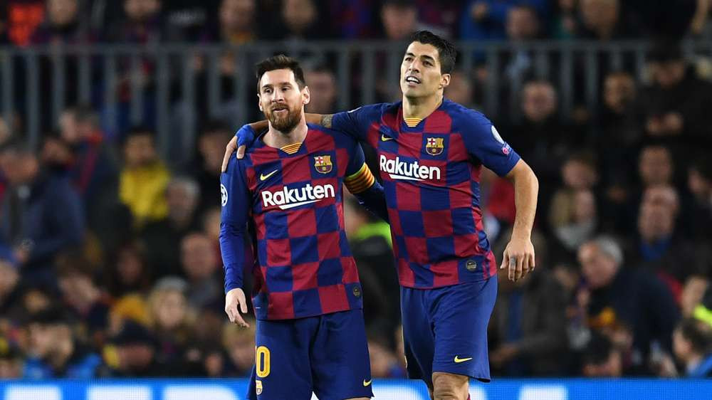 Luis Suarez reveals what will make Lionel Messi remain at Barcelona