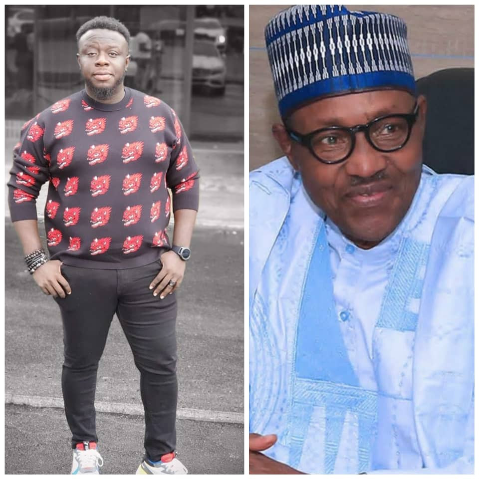 """#EndSARS: """"It is shameful that a once military General cannot come to the aid of his own people""""- Comedian Elenu tells President Buhari in open letter"""