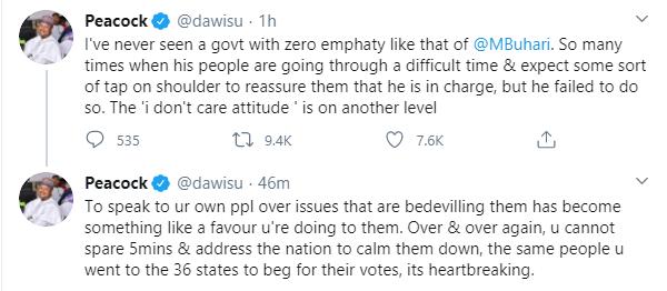 I've never seen a government with zero emphaty like that of Buhari - Governor Ganduje's aide, Salihu Tanko-Yakasai calls out Buhari's governor lindaikejisblog 1
