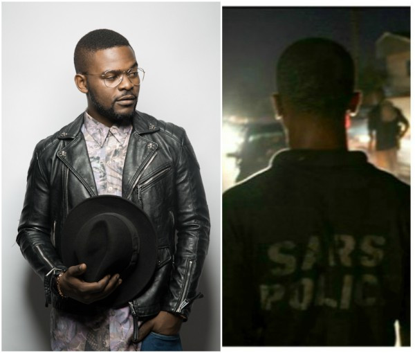 #EndSARS protest: Give one instance where SARS came to rescue armed robbery victims - Falz asks (video)
