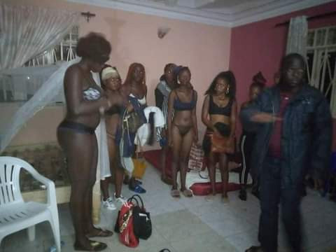 21 persons arrest as Ugandan Police bust sex party