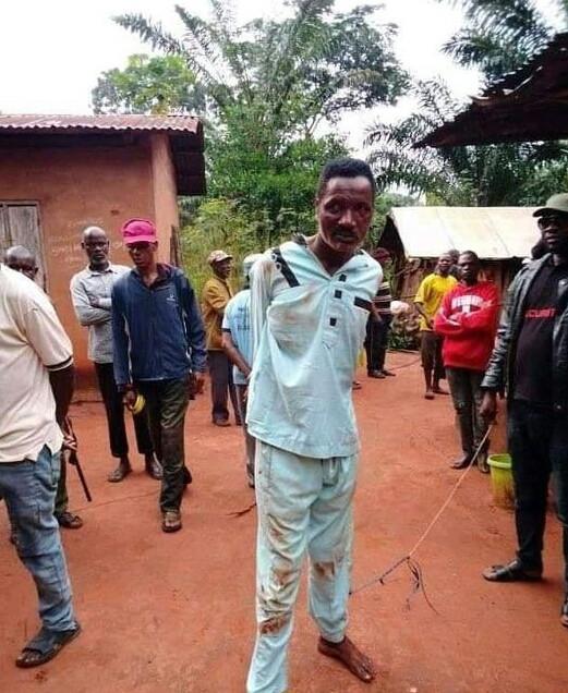Man allegedly kills his parents in Enugu during misunderstanding