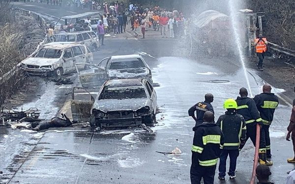 Nine persons killed in Osun tanker explosion (photos)