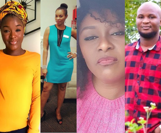 Chacha Eke-Faani addresses her brother, Georgina Onuoha and Victoria Inyama for getting involved in her marriage issue; they respond (video)