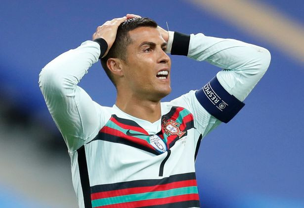 Cristiano Ronaldo tests positive for coronavirus while on international duty for Portugal