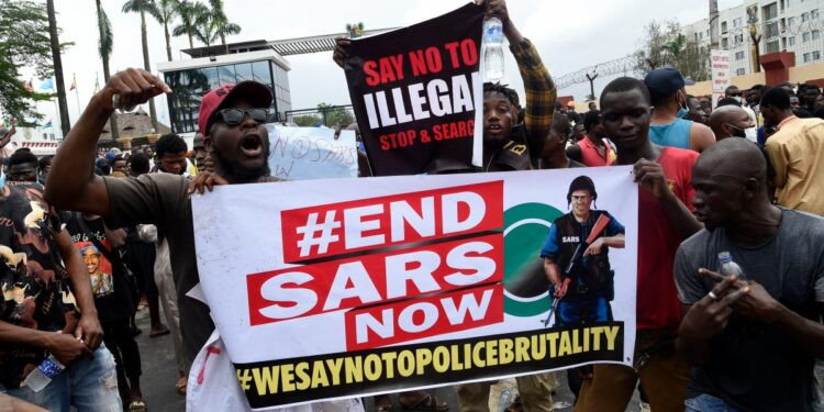Presidential panel approves 5 demands of #EndSARS protesters