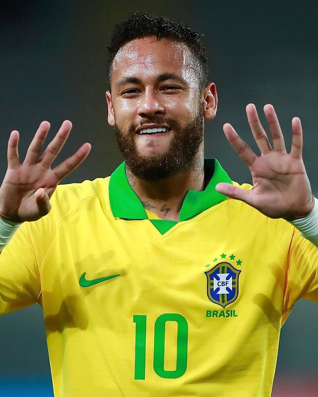 Neymar surpasses Ronaldo in Brazil