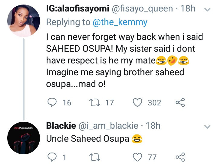 Hilarious tweets as Nigerians narrate their experience with the Yoruba culture of respect for seniors